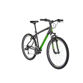 "Serious Rockville 26"" matte black/green"